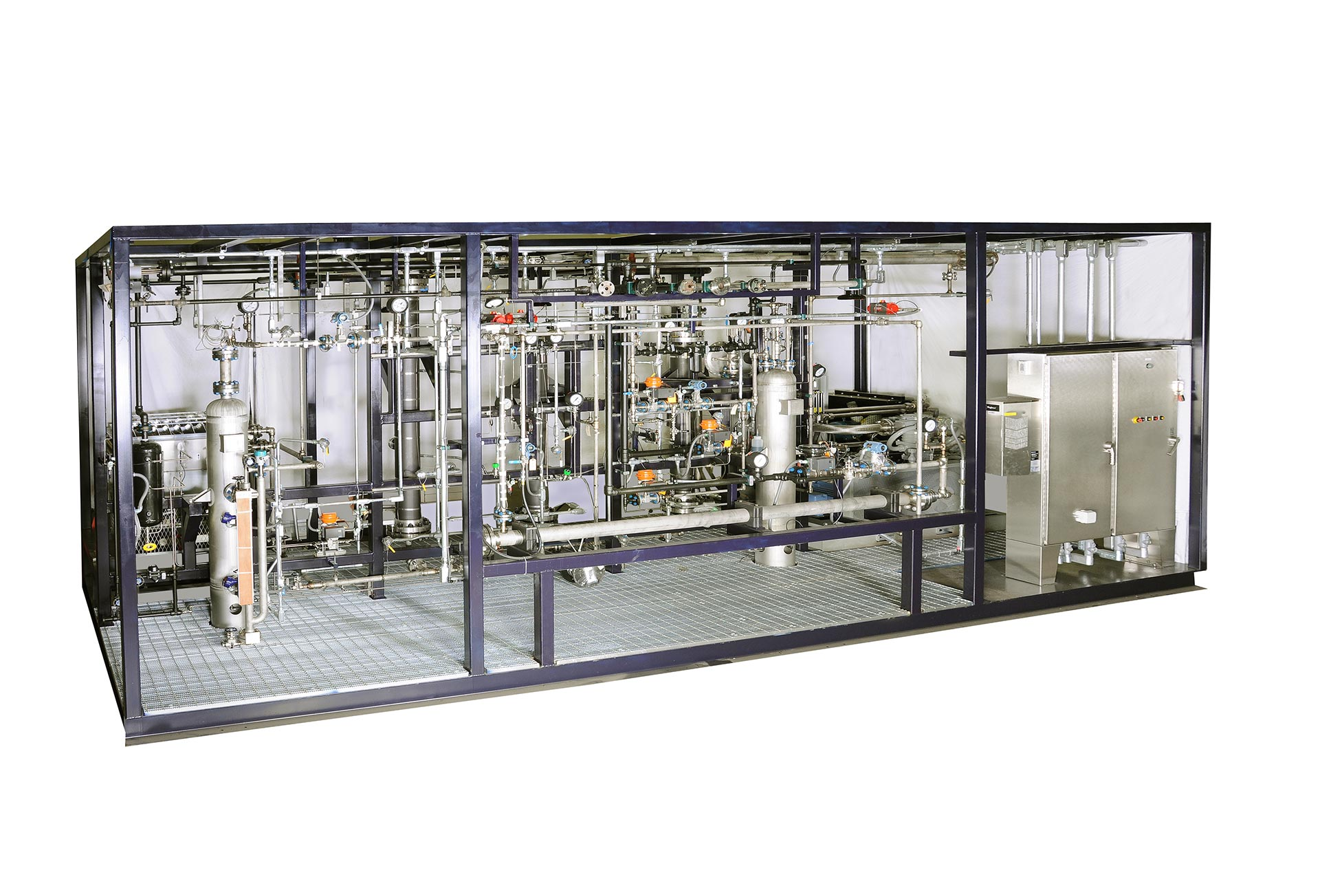 Synthesis Gas Conditioning System