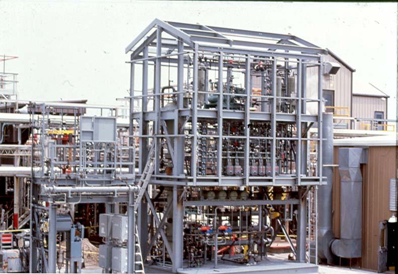 Vapor Phase Polypropylene Demo Plant